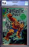 Fantastic Four #79 CGC 9.6 ow/w