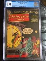 Detective Comics #187 CGC 3.0 ow