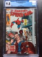 Amazing Spider-Man #99 CGC 9.8 ow/w