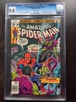 Amazing Spider-Man #180 CGC 9.8 w