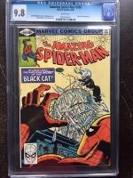 Amazing Spider-Man #205 CGC 9.8 w