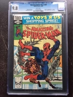 Amazing Spider-Man #209 CGC 9.8 w