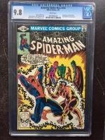 Amazing Spider-Man #215 CGC 9.8 w