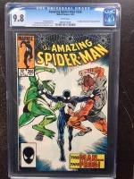 Amazing Spider-Man #266 CGC 9.8 w