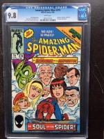Amazing Spider-Man #274 CGC 9.8 w