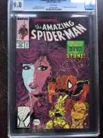 Amazing Spider-Man #309 CGC 9.8 w