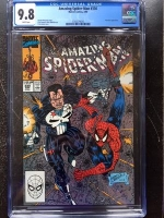 Amazing Spider-Man #330 CGC 9.8 w