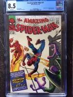 Amazing Spider-Man #21 CGC 8.5 w