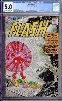 Flash #110 CGC 5.0 ow/w