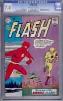 Flash #139 CGC 7.0 ow/w