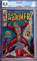 Sub-Mariner #5 CGC 8.5 w