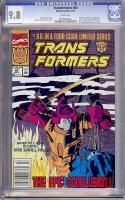Transformers #80 CGC 9.8 w
