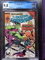 Amazing Spider-Man #312 CGC 9.8 w