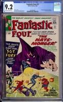 Fantastic Four #21 CGC 9.2 ow/w