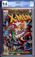 X-Men #105 CGC 9.4 ow/w