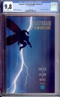 Batman: The Dark Knight Returns #1 CGC 9.8 w