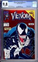 Venom: Lethal Protector #1 CGC 9.8 w