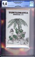 Turtlemania Special #1 CGC 9.4 w
