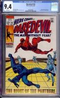 Daredevil #52 CGC 9.4 w
