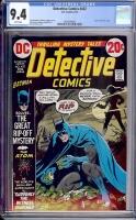 Detective Comics #432 CGC 9.4 w