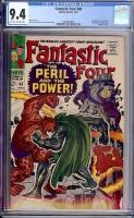 Fantastic Four #60 CGC 9.4 ow/w