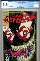 Amazing Spider-Man #346 CGC 9.6 w
