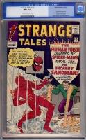 Strange Tales #115 CGC 8.5 cr/ow