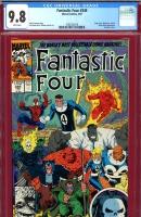 Fantastic Four #349 CGC 9.8 w