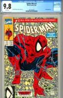 Spider-Man #1 CGC 9.8 w