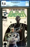 Punisher Limited Series #3 CGC 9.6 w