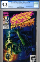 Ghost Rider/Blaze: Spirits of Vengeance #6 CGC 9.8 w