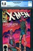 Uncanny X-Men #186 CGC 9.8 w