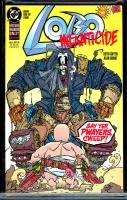 Lobo: Infanticide #1 CGC 9.8 w