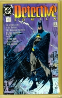 Detective Comics #600 CGC 9.8 w