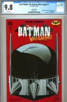 Dark Nights: The Batman Who Laughs #1 CGC 9.8 w Special Edition