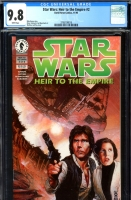 Star Wars: Heir to the Empire #2 CGC 9.8 w