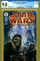 Star Wars: Heir to the Empire #3 CGC 9.8 w