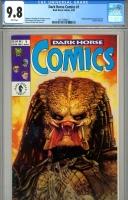 Dark Horse Comics #1 CGC 9.8 w