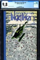 John Byrne's Next Men #6 CGC 9.8 w