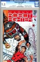 Magnus, Robot Fighter #5 CGC 9.8 w