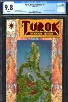 Turok, Dinosaur Hunter #1 CGC 9.8 w