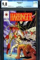 Harbinger #3 CGC 9.8 w