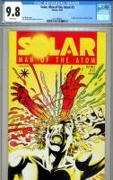 Solar, Man of the Atom #2 CGC 9.8 w
