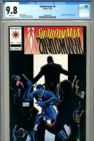Shadowman #8 CGC 9.8 w
