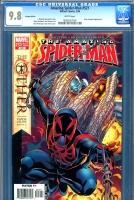 Amazing Spider-Man #527 CGC 9.8 w Variant Edition