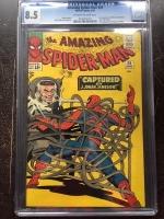 Amazing Spider-Man #25 CGC 8.5 ow/w