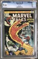 Marvel Tales #58 CGC 9.6 w