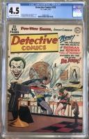 Detective Comics #158 CGC 4.5 ow/w