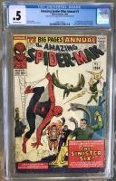 Amazing Spider-Man Annual #1 CGC 0.5 ow