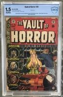 Vault of Horror #35 CBCS 1.5 ow